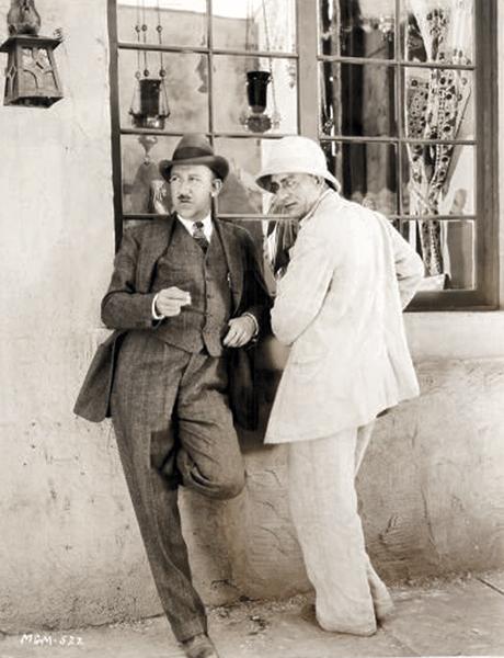 Tod Browning Lon Chaney Road to Mandalay