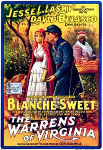 Blanche Sweet Warrens of Virginia 1915