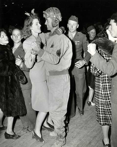 Hollywood Canteen 1940s