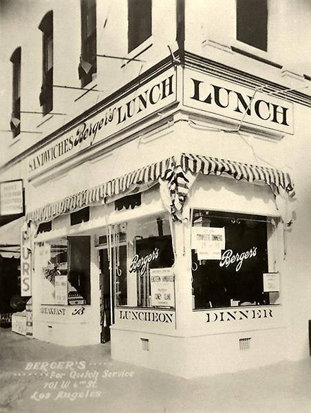 Berger's Cafe