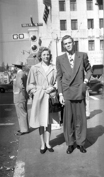 Hollywood Vine 1948