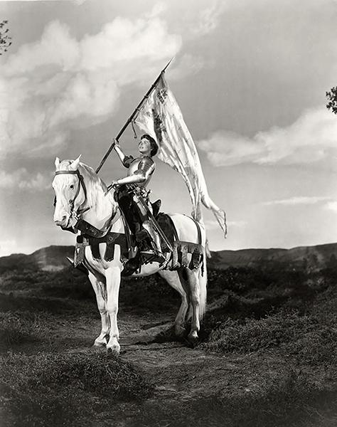 Ingrid Bergman Joan of Arc 1948