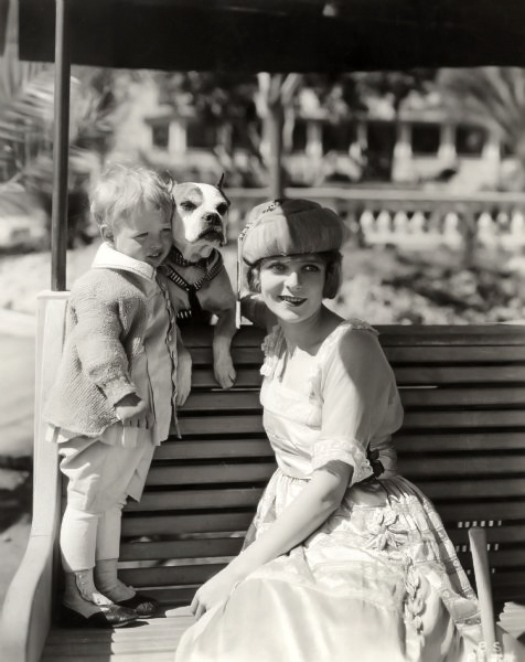 Blanche Sweet bench