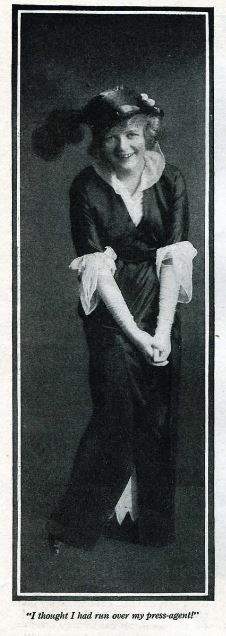 Blanche Sweet smiling 1915