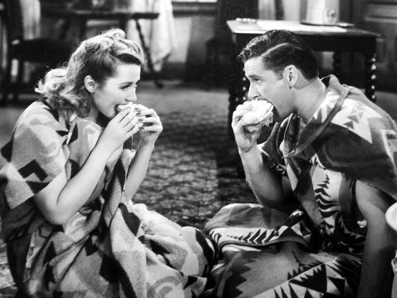 """""""Humor. Dimples. Ripping. Deviltry. Laughter. Drinking, talking, laughing with the guys. How the girls used to fly around him. I think of booze and good fellowship and a man who rarely let anyone know how much he cared about things, about people."""" -- Joan Blondell on Errol Flynn (Bizarre Los Angeles)"""