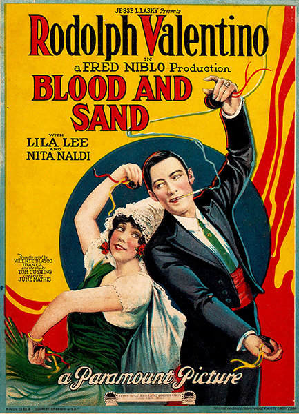 Blood and Sand 1922