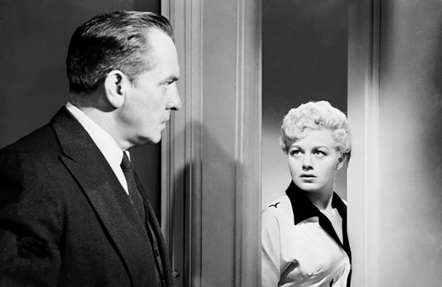 Fredric March Shelley Winters Executive Suite