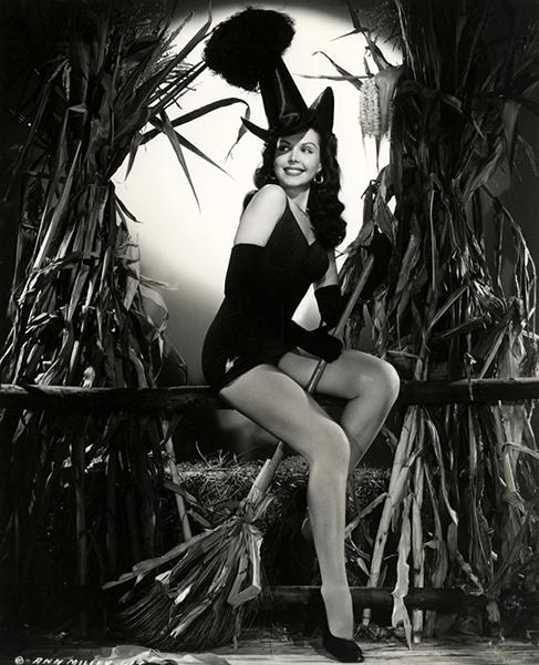 Ann Miller 1945