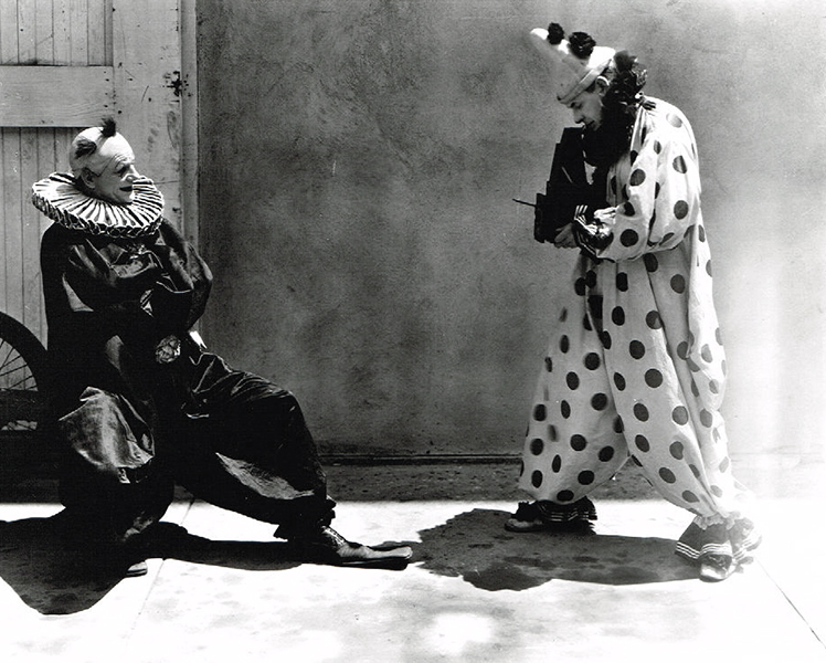 Lon Chaney Laugh Clown Laugh