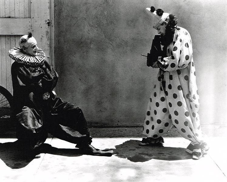 Lon Chaney Laugh Clown Laugh