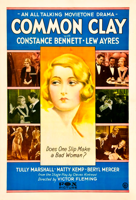 Common Clay Constance Bennett