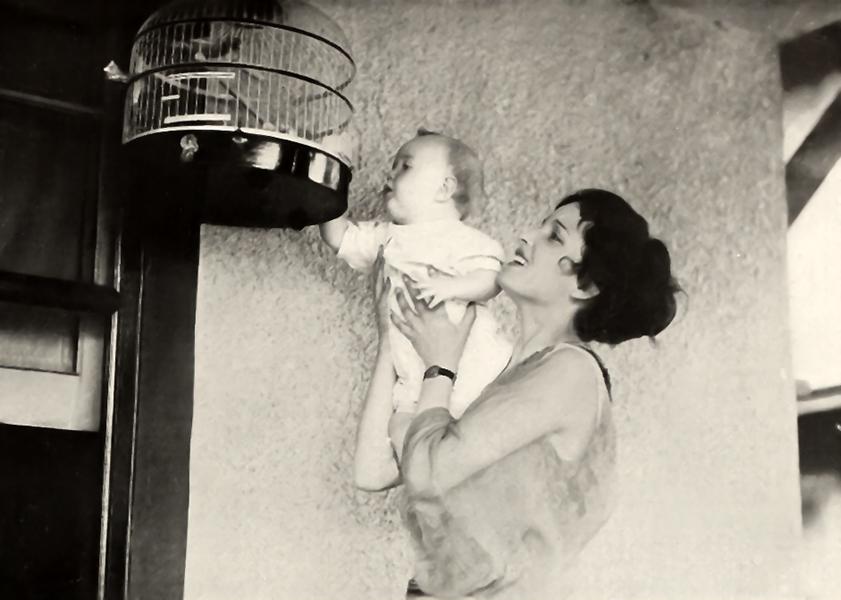 Alice Joyce Baby Birdcage