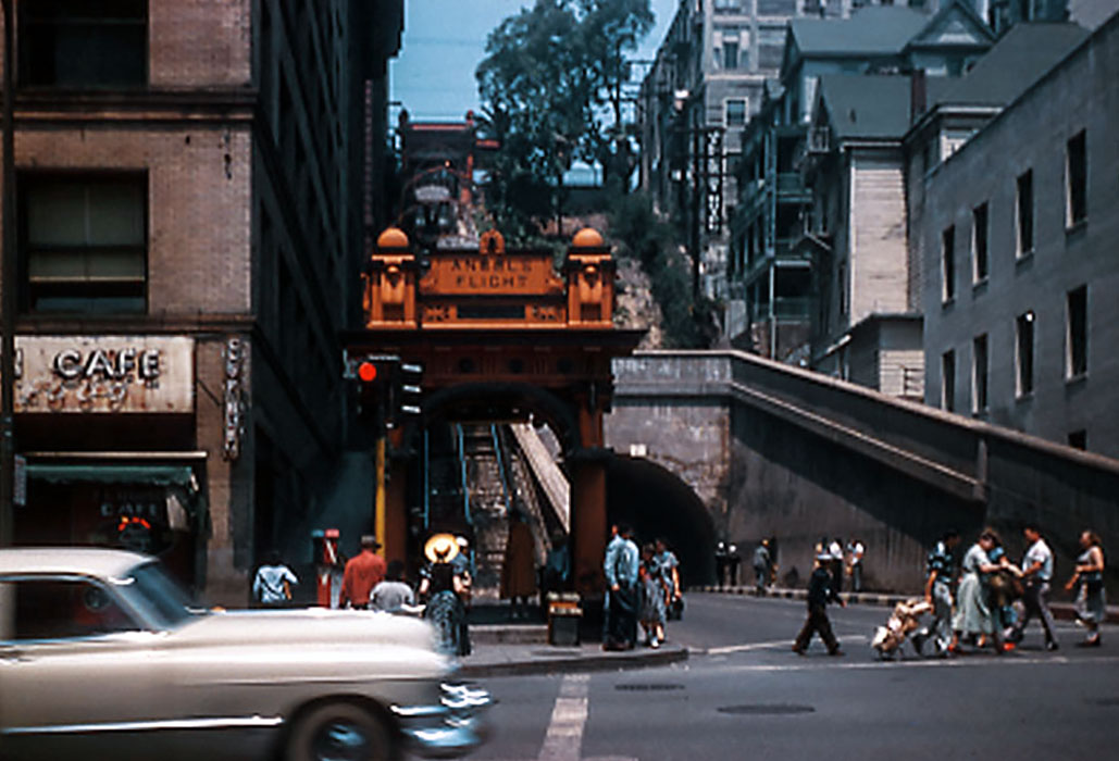 Angels Flight 1958