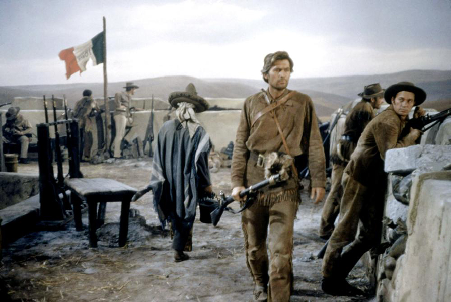 """""""I've learned a thing or two from Davy Crockett. I don't give up."""" -- Fess Parker (Bizarre Los Angeles)"""