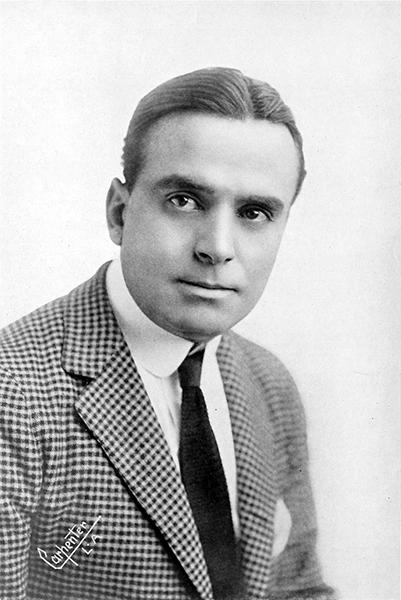 Douglas Fairbanks Sr. (Bizarre Los Angeles)