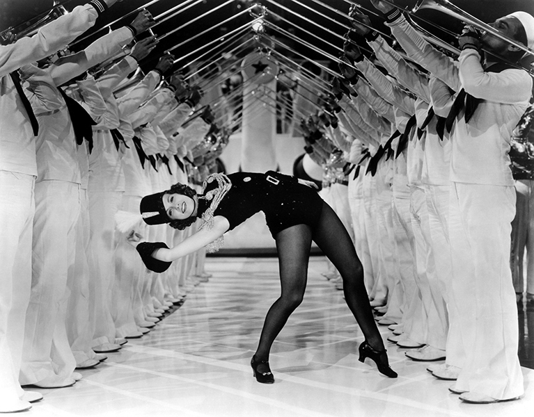 Eleanor Powell Born to Dance