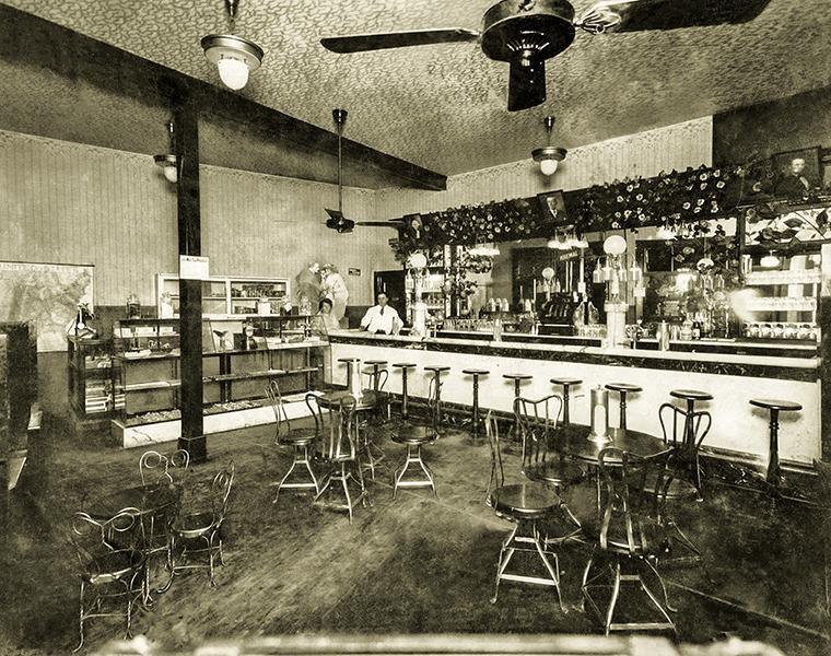 Drug Store 1916