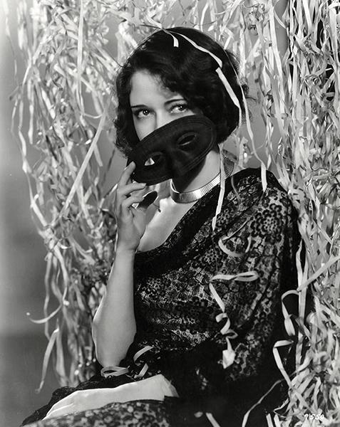 Dorothy Sebastian 1930 New Years