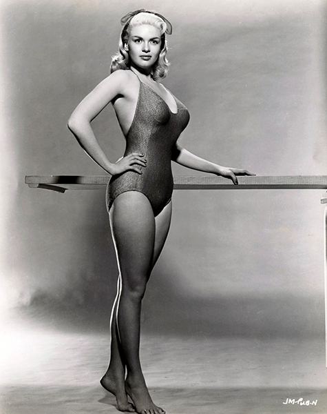 Jayne Mansfield 1955