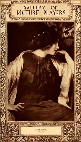 Alice Joyce 1912