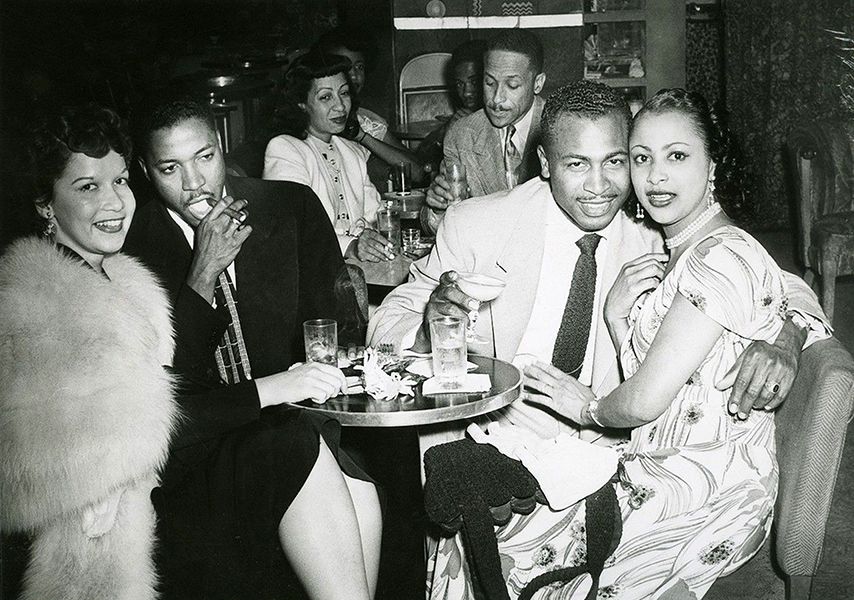 The Last Word African American couples Los Angeles Late 1940s