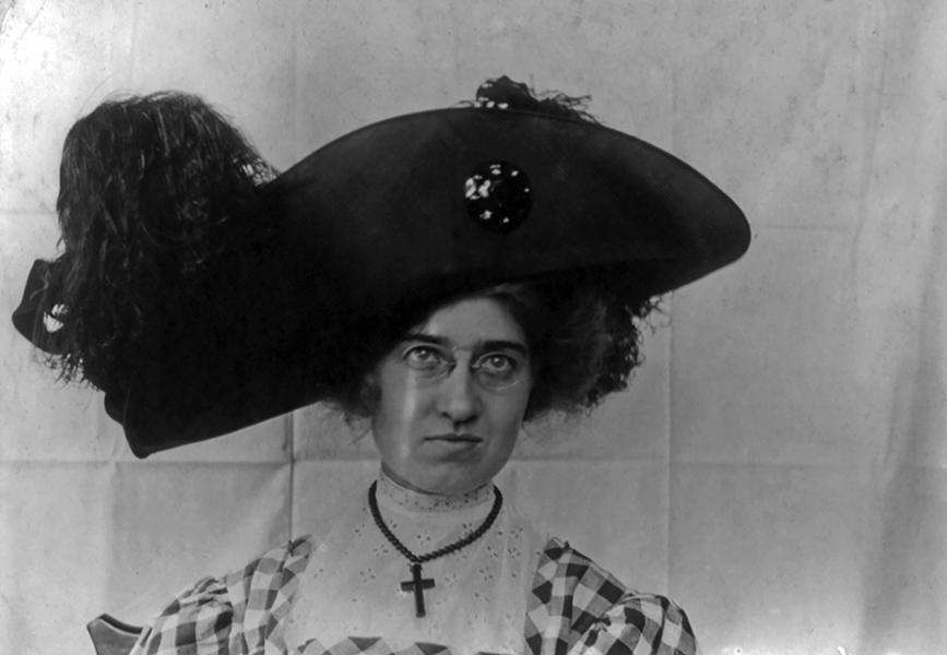 Airplane Hat 1910