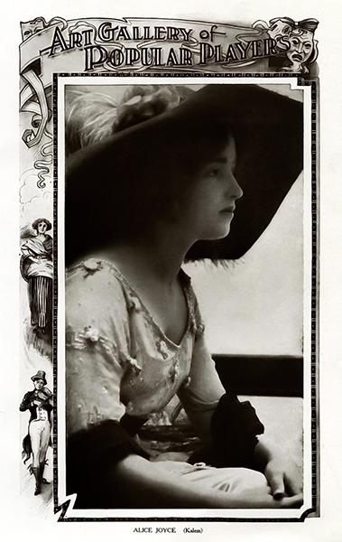 Alice Joyce 1914