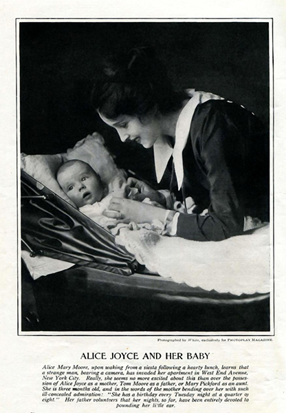Alice Mary Moore Alice Joyce