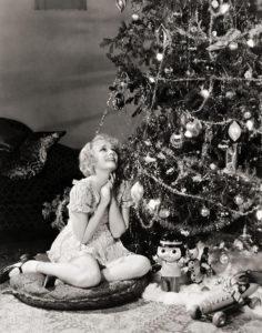 Anita Page Christmas (Bizarre Los Angeles)