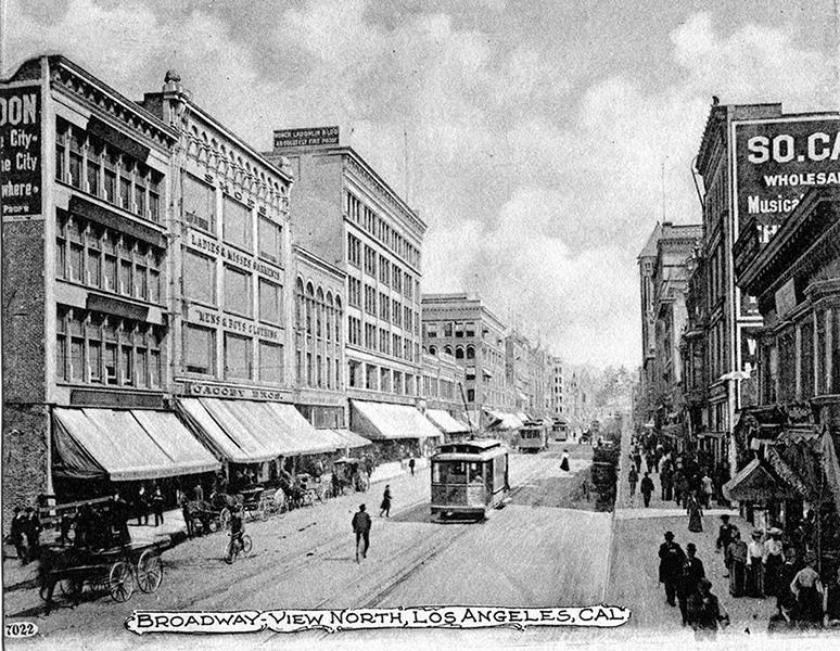 Broadway 1901