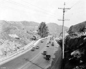 Cahuenga Pass 1920s