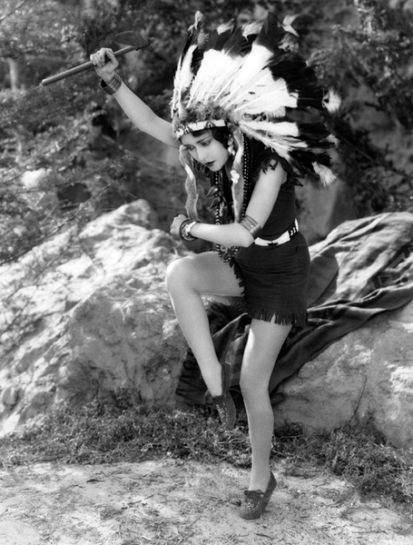 """""""I think I would have gone ahead more rapidly if I had changed my name, but I refused."""" -- Dorothy Sebastian (Bizarre Los Angeles)"""