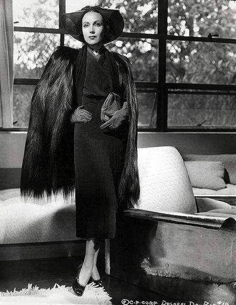 Dolores del Rio 1937