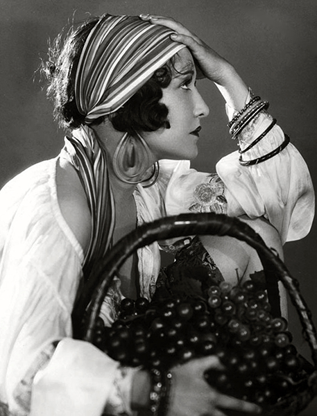 """""""I'll make a success on the screen if I have to wait until I play dear, old mother roles."""" -- Dorothy Sebastian (Bizarre Los Angeles)"""