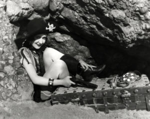 Dorothy Sebastian Pirate