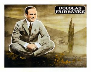 Douglas Fairbanks Poster