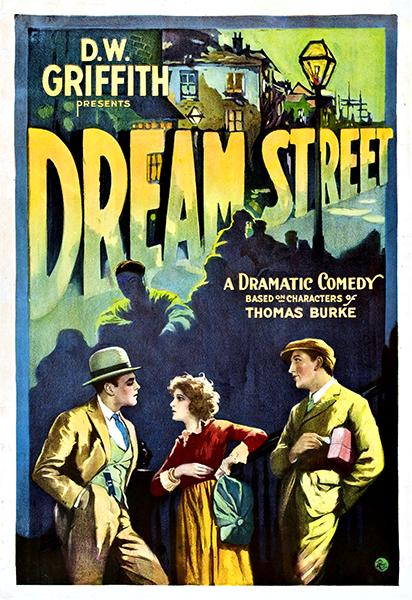 Dream Street Carol Dempster 1921