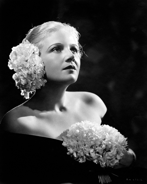 """I don't think that Hollywood affects people as much as they think. Too many persons are apt to blame external affairs for internal defects of character. If they didn't have something wrong with their inner lives Hollywood wouldn't affect them in the least."" -- Ann Harding (Bizarre Los Angeles)"