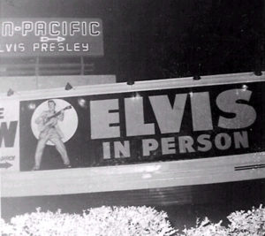 Elvis Pan Pacific Ballroom 1957
