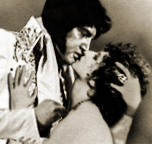 Elvis Presley Barbara Streisand A Star Is Born