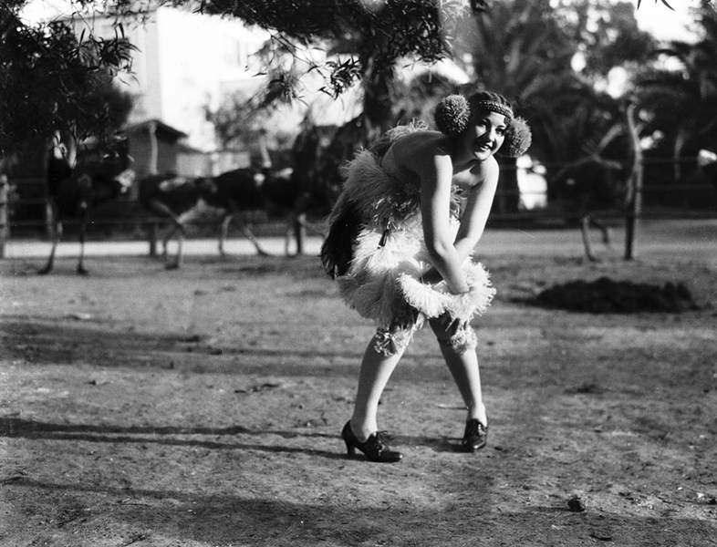 Flappers and Ostriches