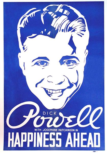 Happiness Ahead Dick Powell