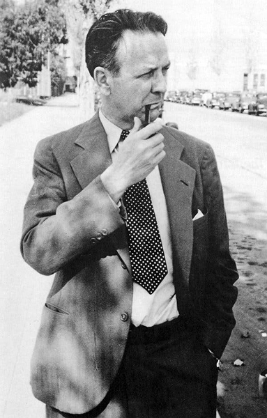 """If my books had been any worse I would not have been invited to Hollywood. If they had been any better, I would not have come."" -- Raymond Chandler (Bizarre Los Angeles)"