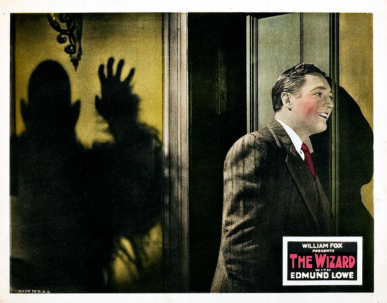 The Wizard Edmund Lowe 1927