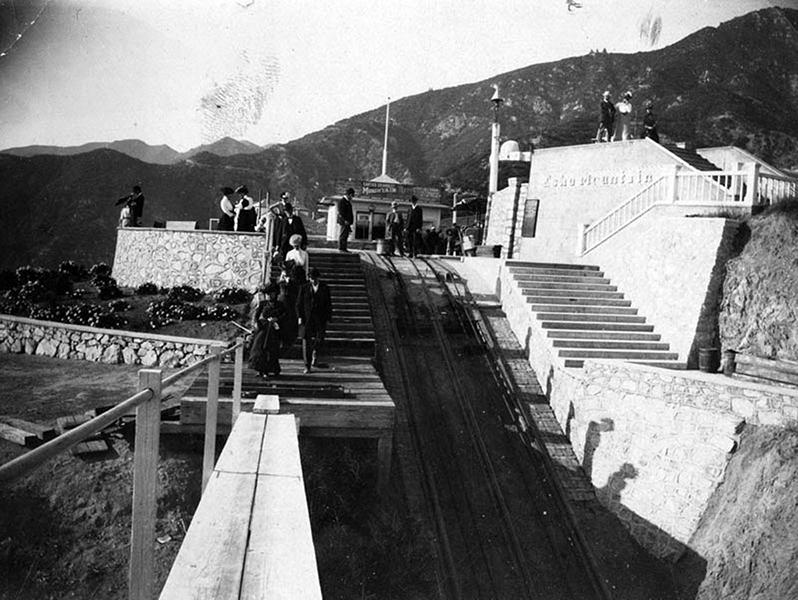 Mt. Lowe 1902