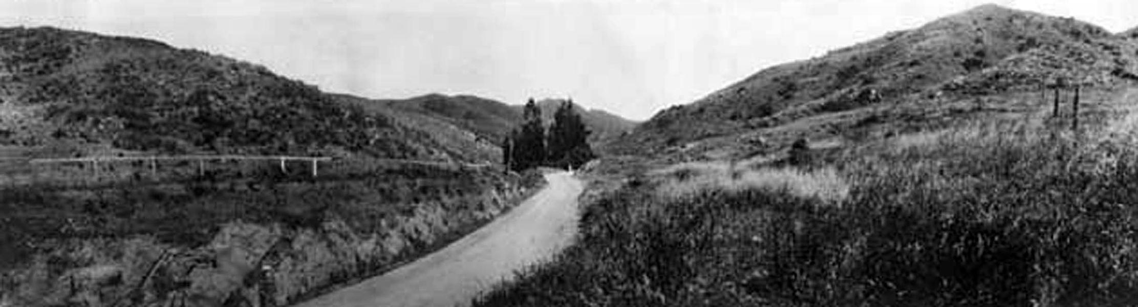 Cahuenga Pass 1890