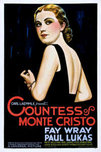 Countess of Monte Cristo Fay Wray