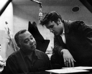 Dudley Brooks Elvis Presley 1957