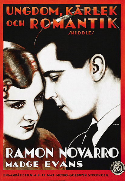 Huddle Madge Evans Ramon Novarro