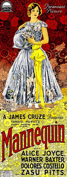 Mannequin Dolores Costello